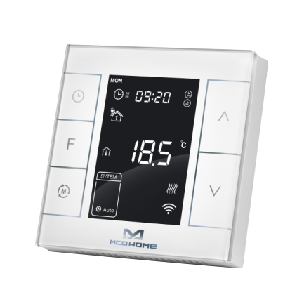 MCO Home - Water Heating Thermostat with humidity sensor Version 2