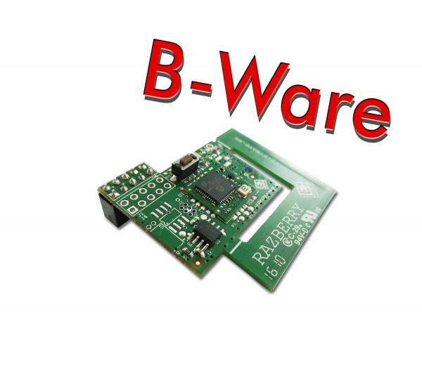 Z-Wave.Me RaZberry2 - Z-Wave Plug-On Module for Raspberry Pi (AUS frequency)