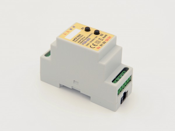 Eutonomy - euFIX S223 DIN adapter (with button)