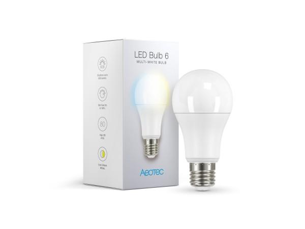 Aeotec LED Bulb 6 Multi-White (E27)