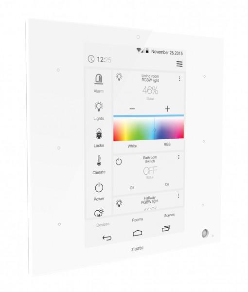 Zipato - ZipaTile Z-Wave+Zigbee Gateway white