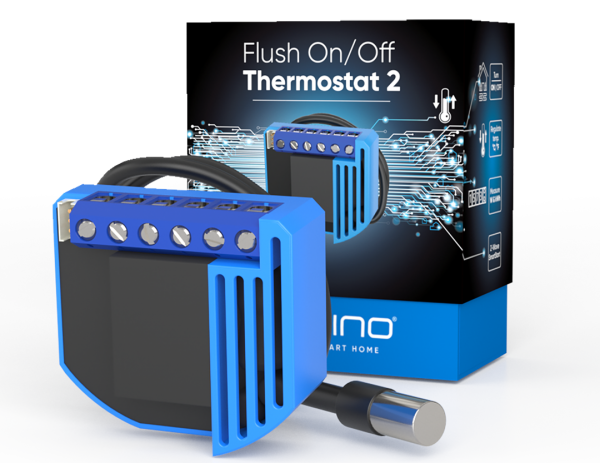 Qubino Flush On/Off Thermostat 2