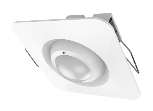 Philio Outdoor Motion Sensor with Square Recessor