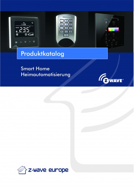 Z-Wave Europe Product catalog