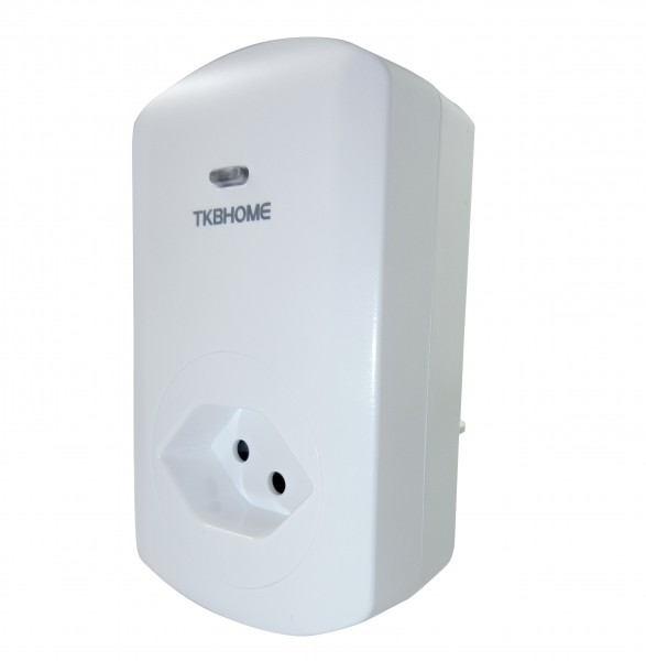 TKB Home Wall Plug with Dimmer Function (Type J)