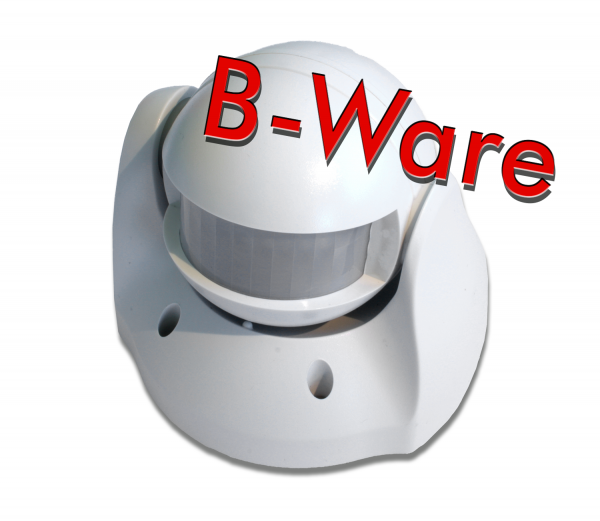 Z-Wave Motion Detector for indoor and outdoor use