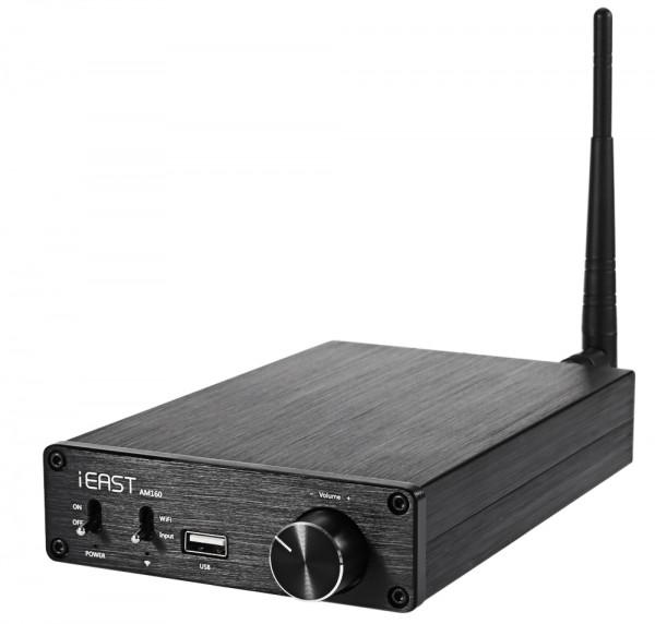 iEAST StreamAmp Multiroom Stereo Amplifier AM160