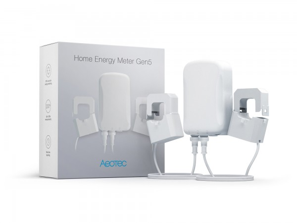 Aeotec Home Energy Meter - three clamps GEN5 (60A)