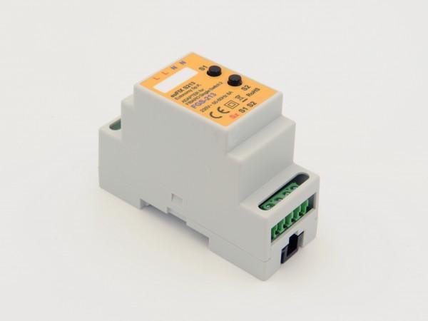 Eutonomy - euFix S213 DIN Adapter (mit Button)