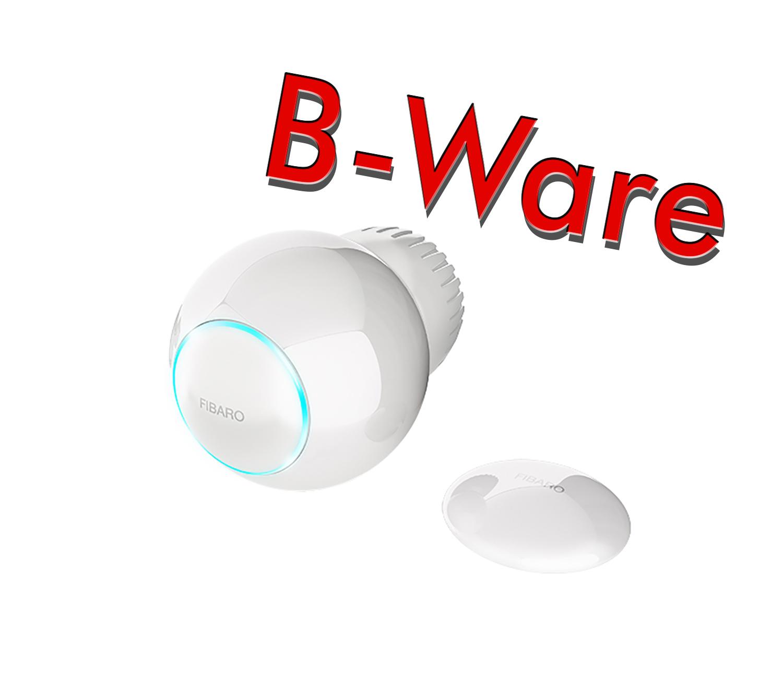 wei/ß Fibaro Set Thermostat /& Temperatursensor