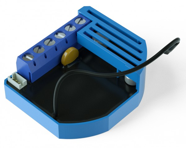 Qubino Flush Dimmer with Energy Meter