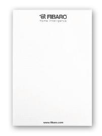 FIBARO Giveaway Note