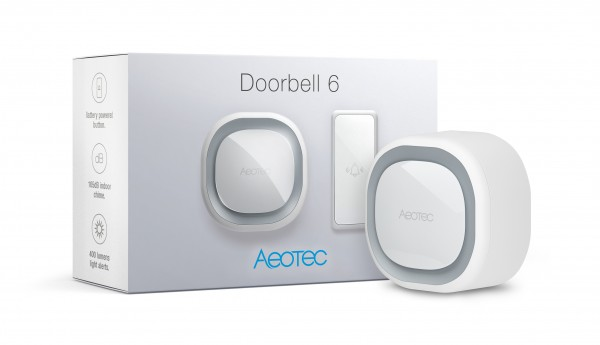 Aeotec Doorbell 6 (Type UK)