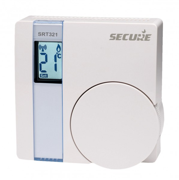Secure Wall Thermostat with LCD display GEN5