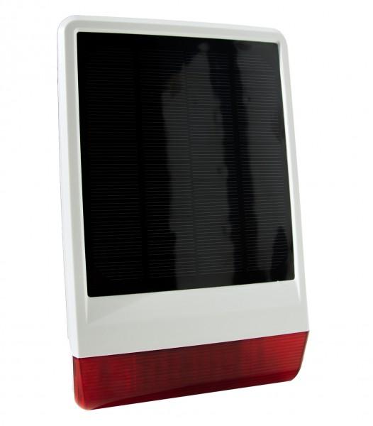POPP Solar Outdoor Siren