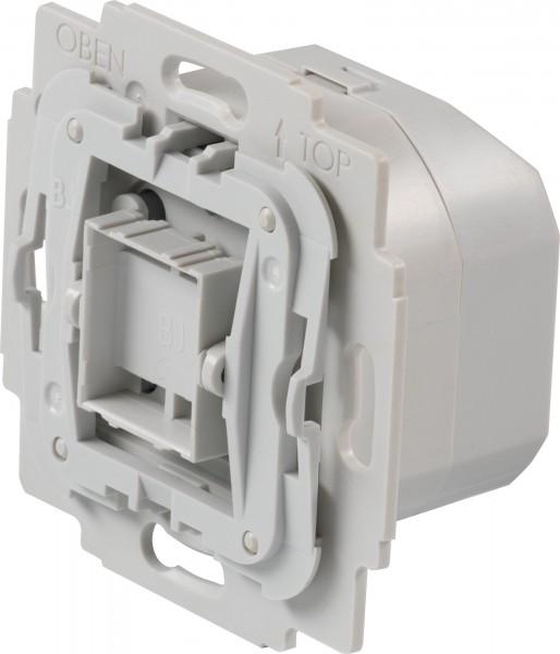 TechniSat Ausschalter (kompatibel mit Busch-Jaeger Schalterprogrammen)