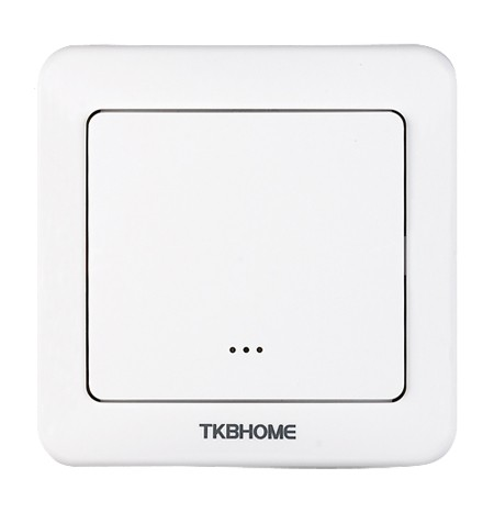 TKB Home Wall Dimmer Switch with Single Paddle (Rounded Corners)