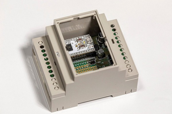 Z-Wave.Me - Z-Uno Shield DIN Rail