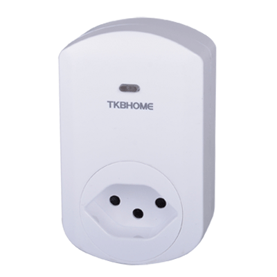 TKB Home Smart Adapter Plug with Power Meter (Type J/ For CH)