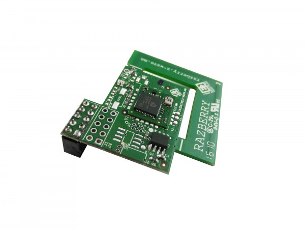 Z-Wave.Me RaZberry2 (IND) - Z-Wave Plug-On Module for Raspberry Pi (Indian frequency)