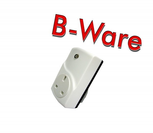 Everspring Wall Plug with Dimmer Function (Type G)