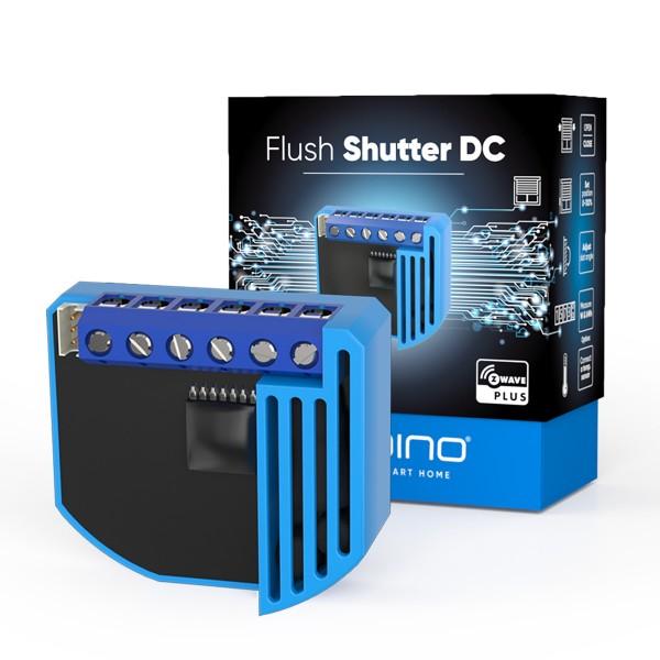 Qubino Flush Shutter DC 12-24 V