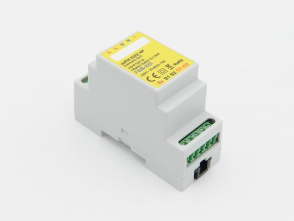 Eutonomy - euFIX S222NP DIN adapter