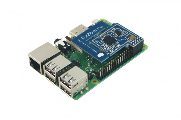 Smart Home Kit - Raspberry 1 B+ & Z-Wave Razberry 2 (EU)