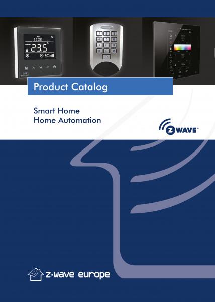 Z-Wave Europe Product catalog