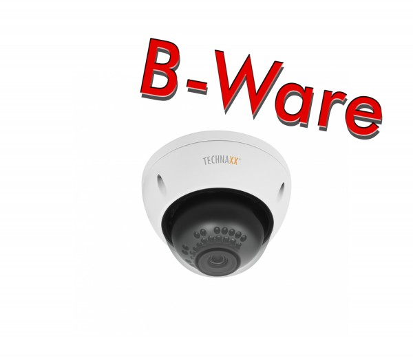 Technaxx WiFi IP-Cam Dome PRO FullHDOutdoor TX66