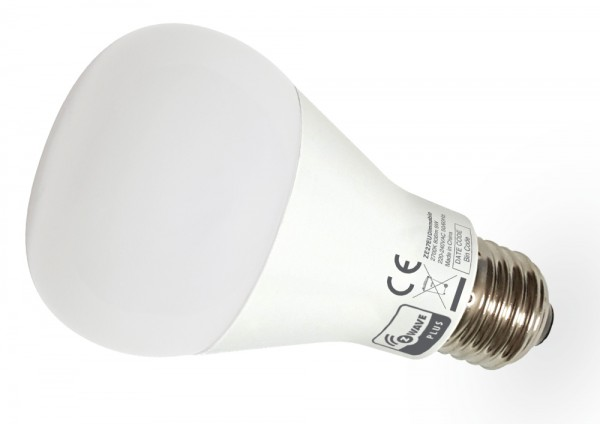 Domitech ZBulb - Dimmable LED light (E27)