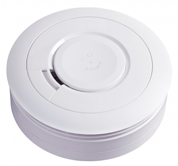 POPP 10 Years Smoke Detector without separated Siren Function