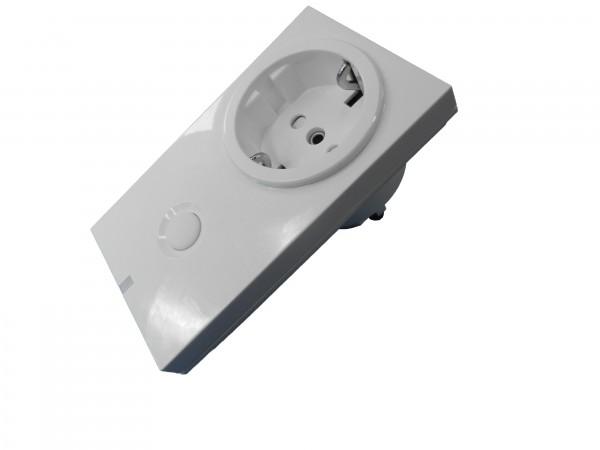 POPP Wall Plug with Virtual Power Meter (Type F)
