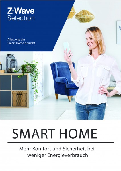 Z-Wave Selection brochure