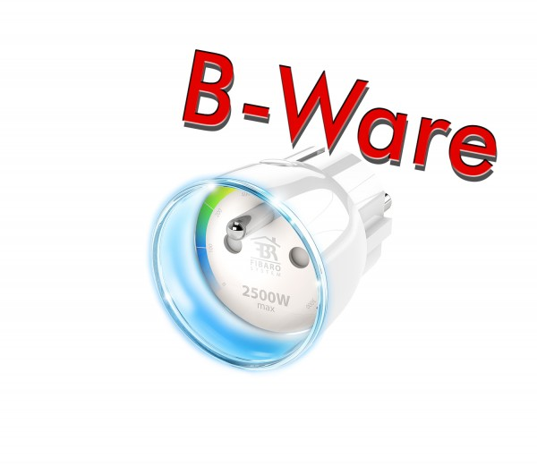 FIBARO Wall Plug (Type E)