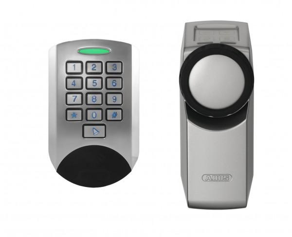 POPP Keypad + ABUS HomeTec Pro Z-Wave