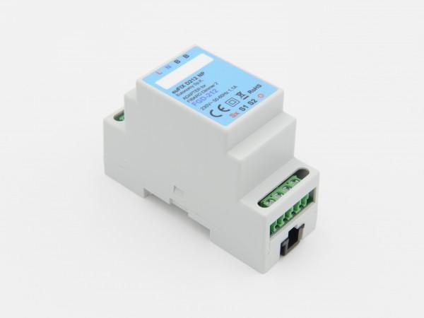 Eutonomy - euFix D212NP DIN Adapter