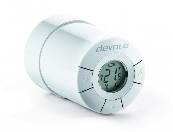 devolo Home Control Heating Thermostat