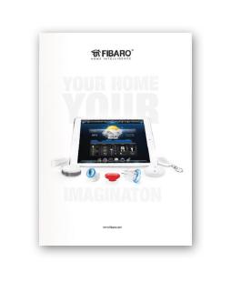 FIBARO Giveaway Folder