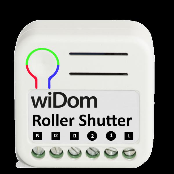 WiDom Roller Shutter V2