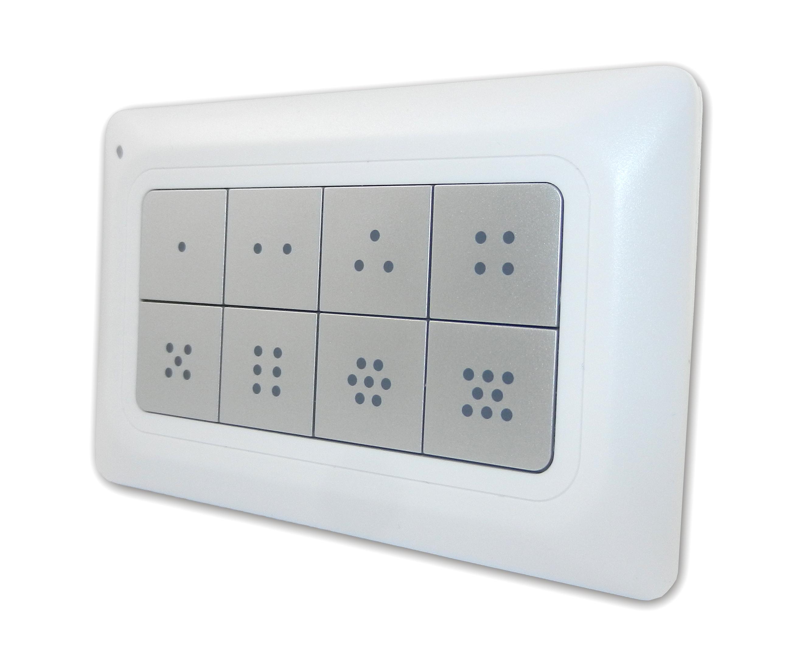 remotec scene master remote controls z wave controller products z wave europe store. Black Bedroom Furniture Sets. Home Design Ideas