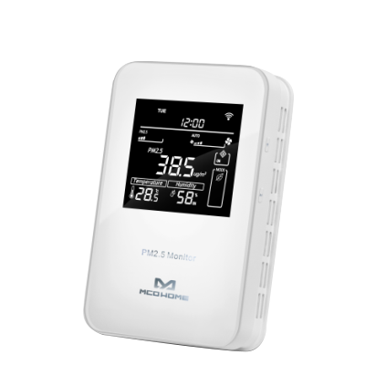 MCO Home PM2.5 Sensor Air Quality Monitors - 12V