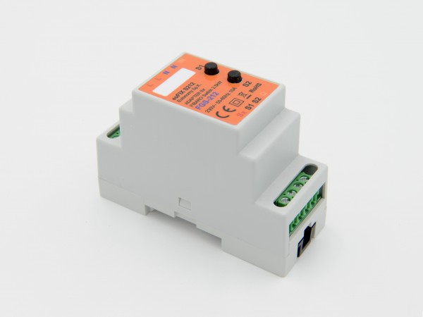 Eutonomy - euFix S212 DIN Adapter (mit Button)