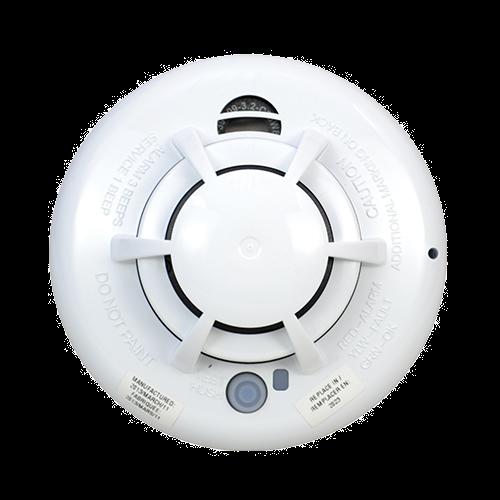 2GIG Smoke & Heat Alarm 433 MHz