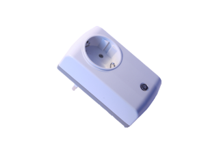 Wall Dimmer for Schuko Plug