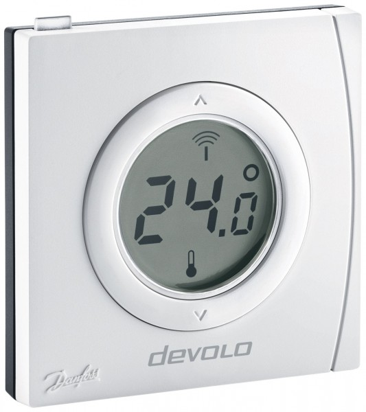 devolo Home Control Room Thermostat w. Display
