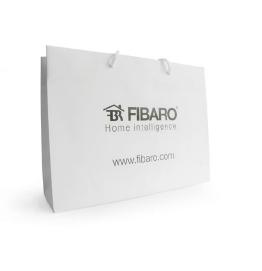 FIBARO Giveaway Paper Bag